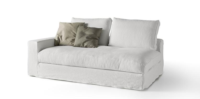 Muebles de fabricación inhouse: el sofá Archie