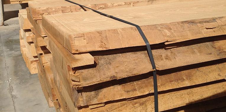 muebles de fabricación inhouse: la madera