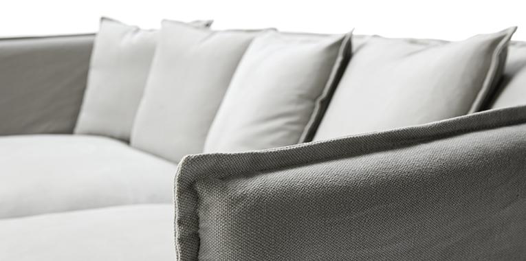 El lino: materiales ecológicos para mobiliario